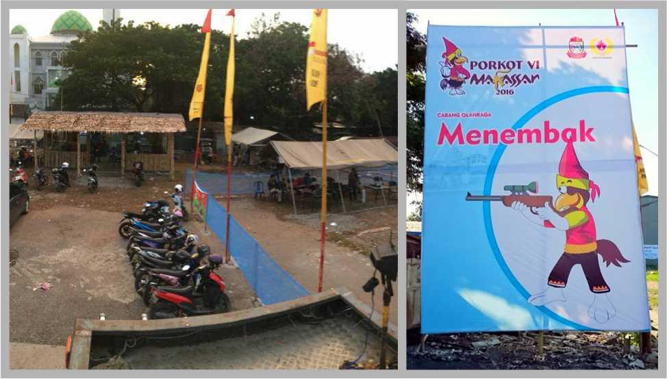 Perbakin Kota Makassar Akan Jaring Bibit Potensial di Pekan Olahraga Kota