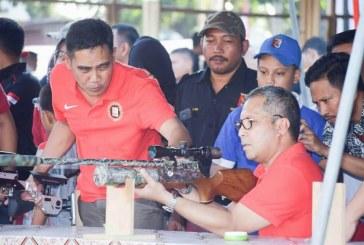 Danny Janji Akan Kembangkan Olahraga Menembak di Makassar