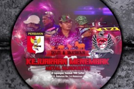 Kejuaraan Menembak Kakatua SHC Dalam Rangka HUT TVRI Ke-43 2015
