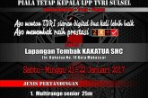 Kejuaraan Menembak Metal Silhouette Kakatua SHC – Open turnament 1st Anniversary