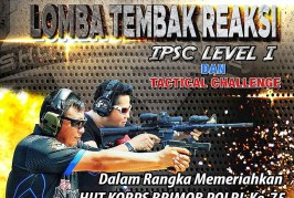 AIM Shooting Club Gelar Turnamen Level 1