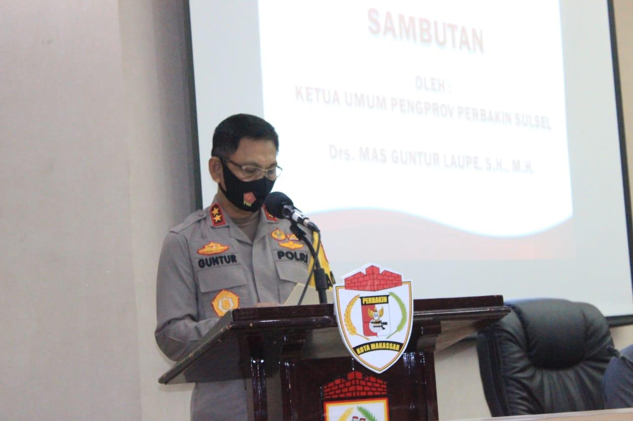 Baru Dilantik, Pengurus Perbakin Makassar Usulkan ini ke Pemerintah